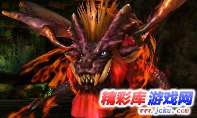 《怪物猎人4终极版》游戏高清截图4