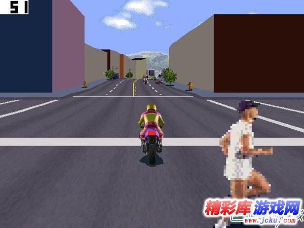 暴力摩托2008游戏高清截图2