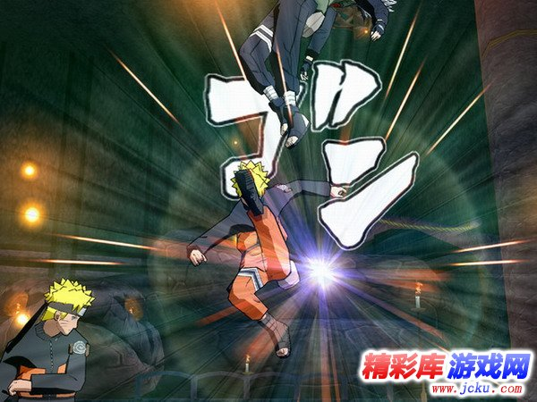 火影忍者疾风传终极觉醒2游戏高清截图2
