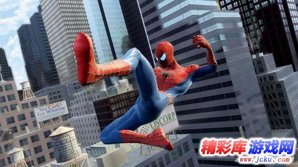 蜘蛛侠3游戏高清截图1