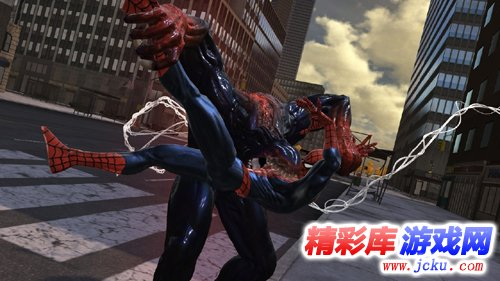蜘蛛侠:暗影之网游戏高清截图2