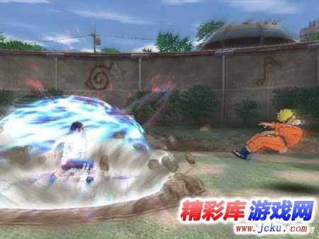 火影忍者 格斗PC版游戏高清截图2