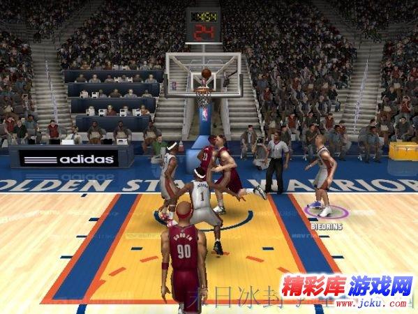 NBA2008游戏高清截图1