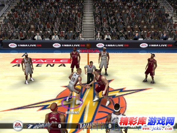 NBA2008游戏高清截图2