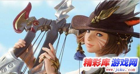 《最终幻想14》游戏高截图