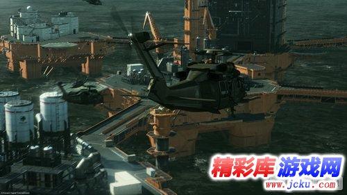 《合金装备5》游戏高清截图2
