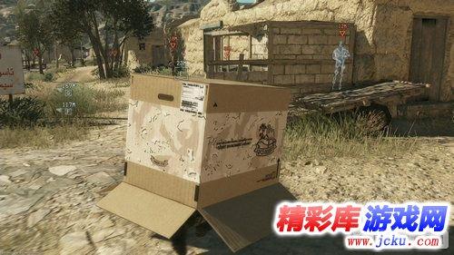 《合金装备5》游戏高清截图4