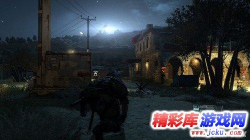 《合金装备5:幻痛》游戏高清截图3
