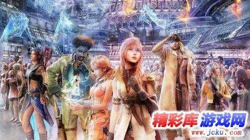 《最终幻想13》游戏高清截图1