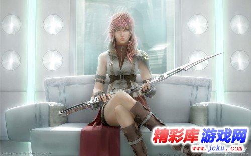 《最终幻想13》游戏高清截图2