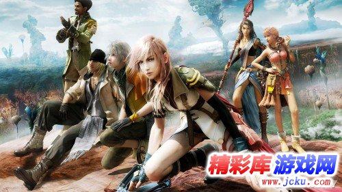 《最终幻想13》游戏高清截图3