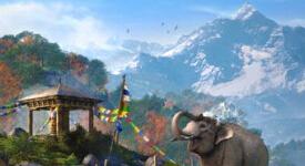 领会异地的雪地风光《孤岛惊魂4》中文版新演示