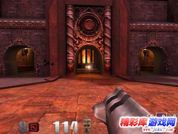 《雷神之锤3:竞技场》游戏高清截图2
