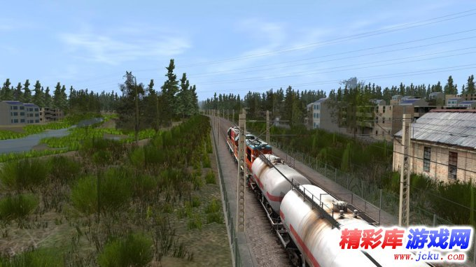 《模拟火车12》游戏高清截图1