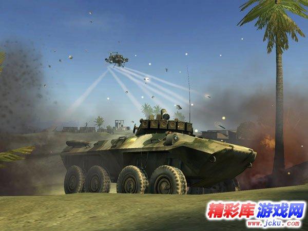 战地2中文版高清图片1