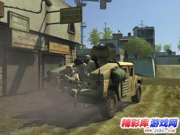 战地2中文版高清图片5