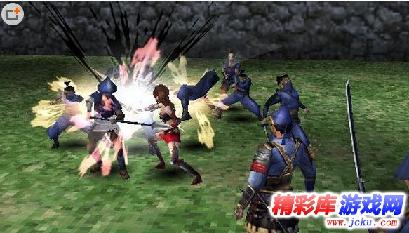 《战国无双3Z特别版》游戏高清截图3