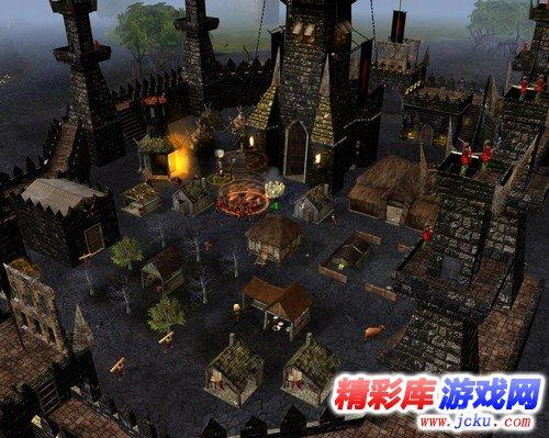 要塞传奇游戏高清截图3