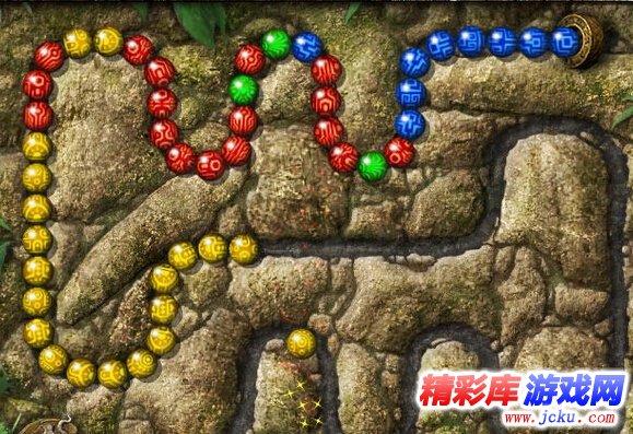 古印加祖玛游戏高清图