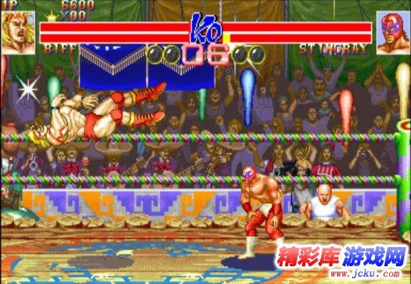 摔跤霸王游戏高清截图2