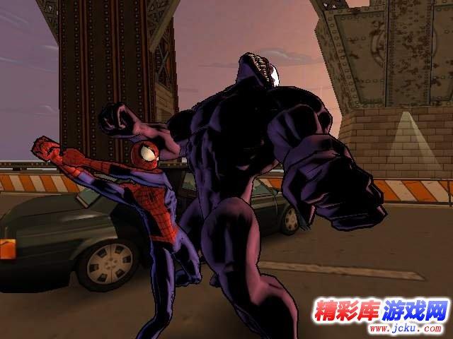 终极蜘蛛侠游戏高清截图1