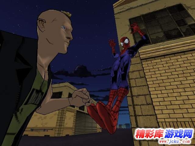终极蜘蛛侠游戏高清截图2