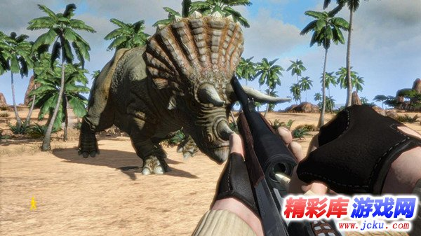 恐龙猎手游戏高清截图1