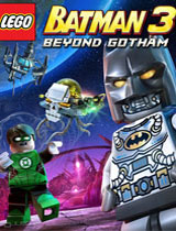 乐高蝙蝠侠3绿色破解版