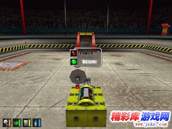 机器人大擂台游戏高清截图2
