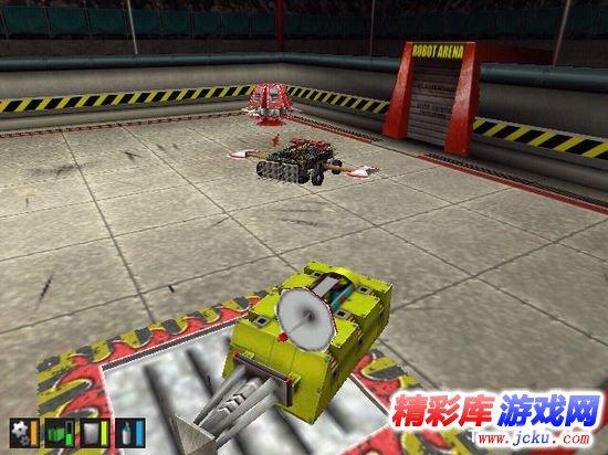 机器人大擂台游戏高清截图3