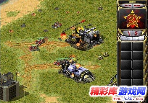 红色警戒2中日战争游戏高清截图3