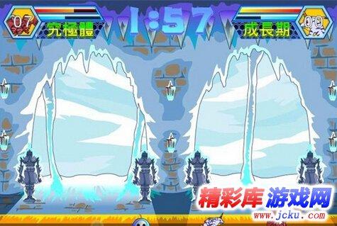数码宝贝格斗版3游戏截图3
