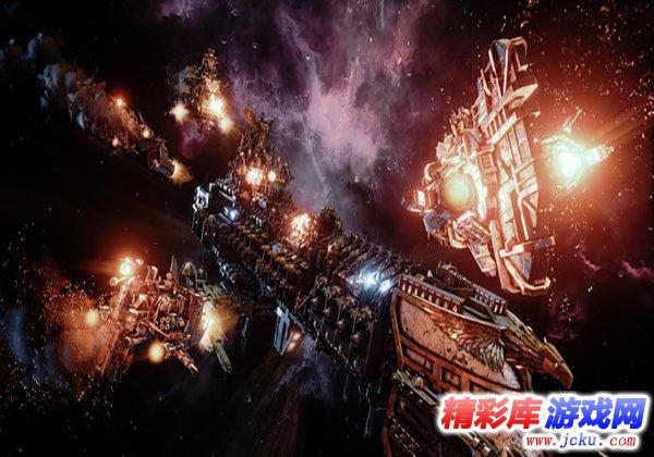 哥特舰队:阿玛达 游戏截图1
