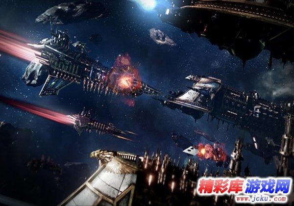 哥特舰队:阿玛达 游戏截图2