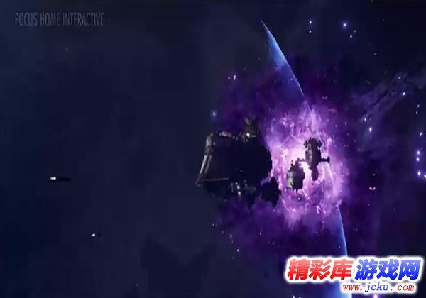 哥特舰队:阿玛达 游戏截图3