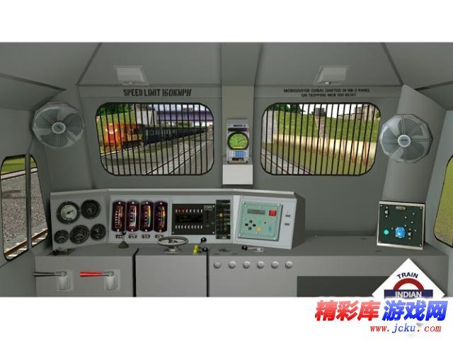 印度火车模拟游戏截图3