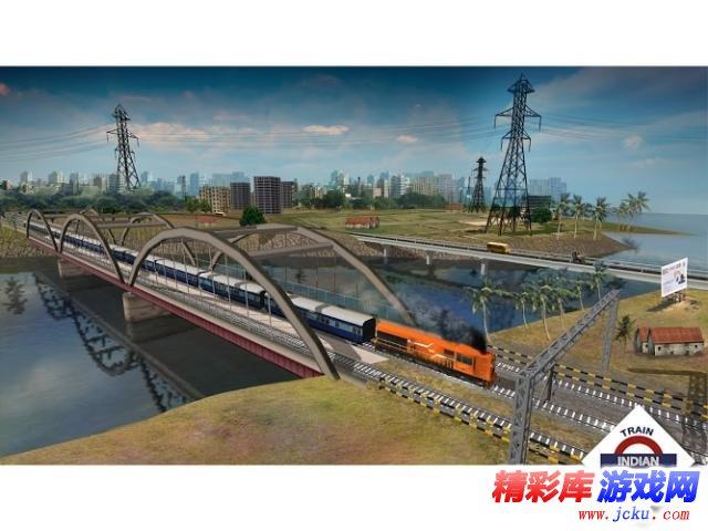 印度火车模拟游戏截图2