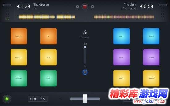DJ打碟 2游戏图片3