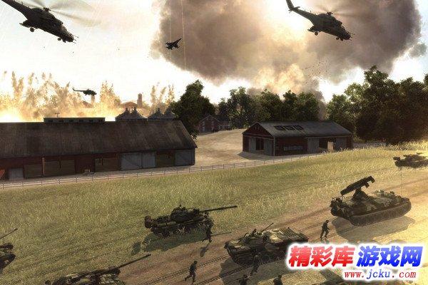 冲突世界游戏截图1