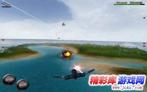 太平洋英雄游戏截图1