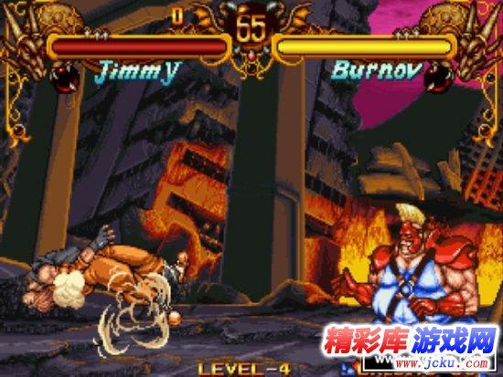 双截龙NeoGeo 游戏截图2