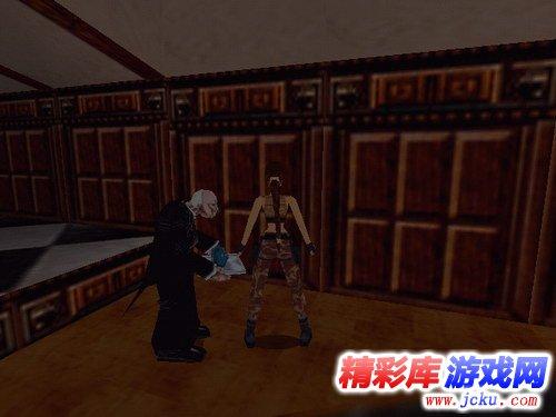 古墓丽影3游戏截图3