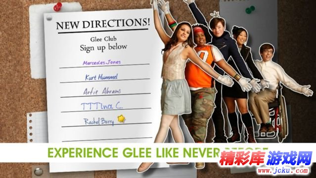 GleeForever!游戏图片1