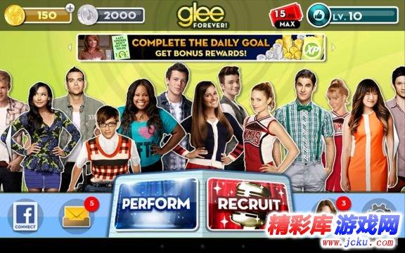 GleeForever!游戏图片2