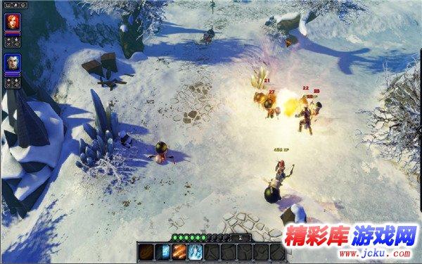 神界:原罪2游戏截图第1张