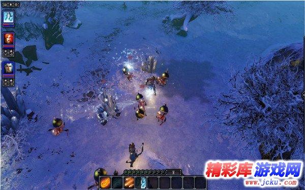 神界:原罪2游戏截图第2张