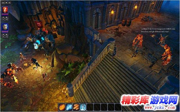 神界:原罪2游戏截图第3张