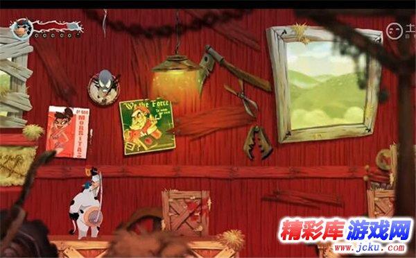 奶牛复仇者游戏截图第1张