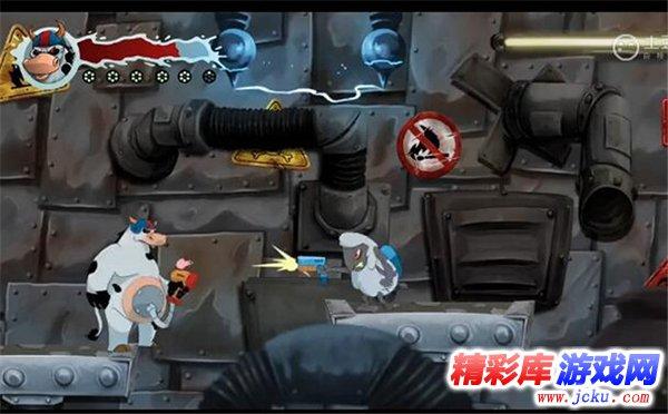 奶牛复仇者游戏截图第2张