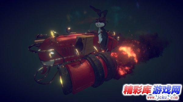星际野兔游戏截图第1张